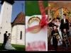 church wedding, Kirche trauung Thun, Schweiz