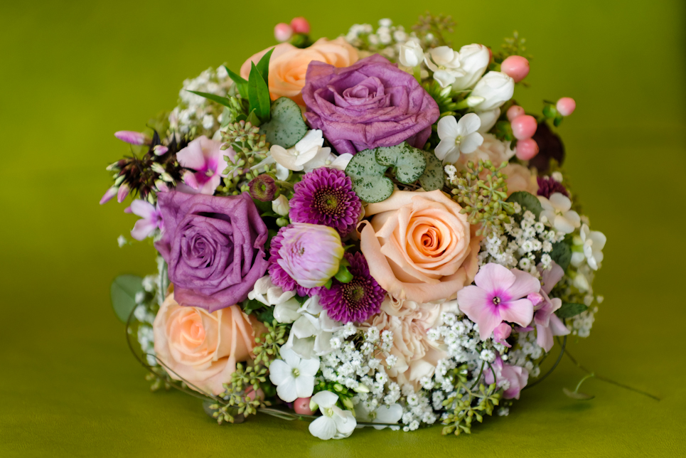your bride flowers