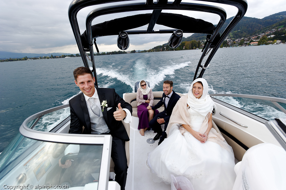 Swiss Wedding