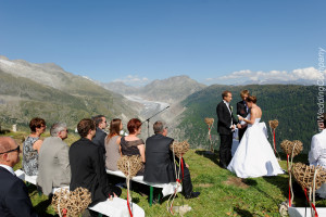 Mountain Wedding Ceremony Switzerland-2