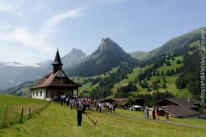 Mountain Wedding Ceremony Switzerland-6
