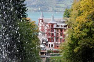 Giessbach hochzeit fotografie, Giessbach Hotel