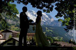 Mountain Symbolic ceremony