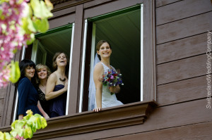 Thun Interlaken Wedding bride