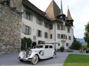 Castle Spiez Wedding
