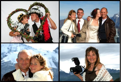 Swiss Wedding Hosts
