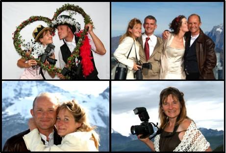 Swiss Wedding Hosts