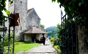 Interlaken Church wedding