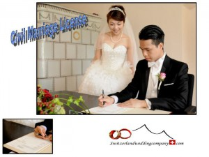 Switzerland Wedding Company for Asia