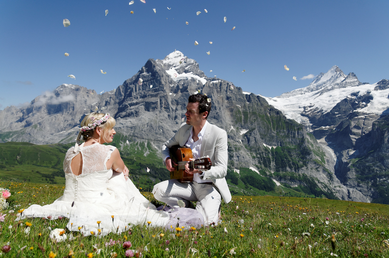 Switzerland Best Wedding Photography, Alpin Photo Hochzeitsfotografen Schweiz