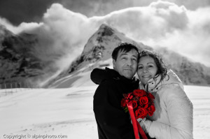 Winter Wedding Grindelwald  0220