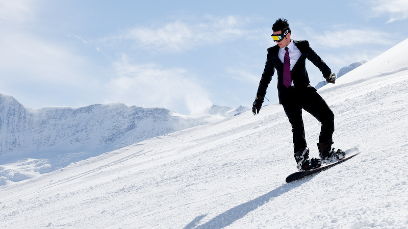 Your wedding in Grindelwald First Ski region