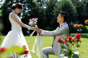 Hong Kong Pre Wedding Switzerland
