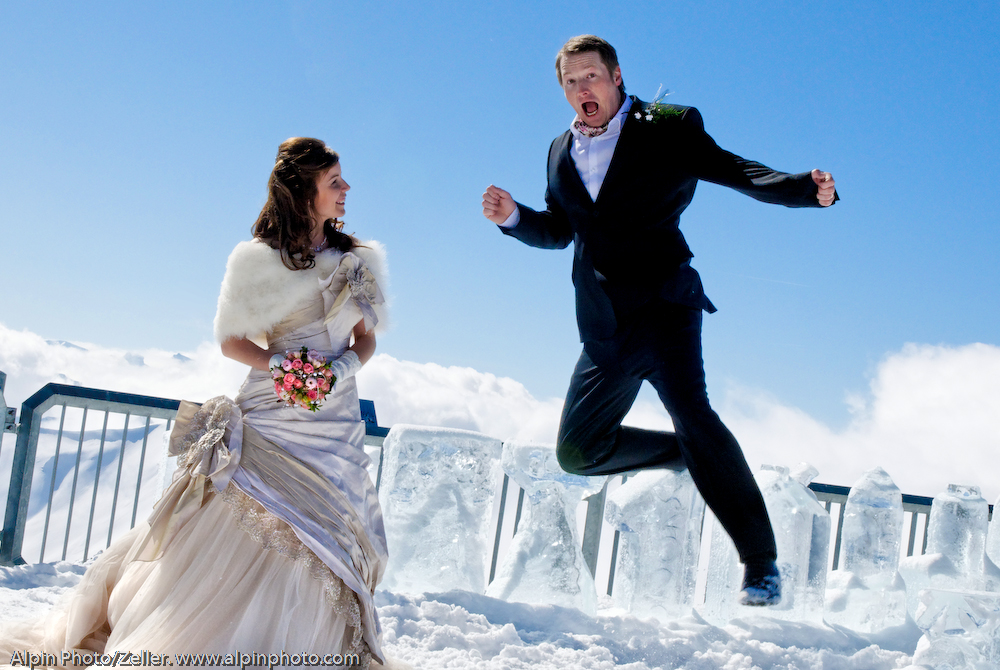 Schilthorn Wedding by switzerland wedding company