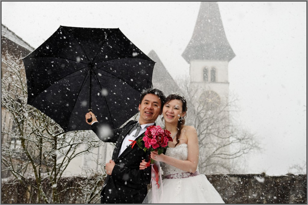 Best wedding photography in Switzerland