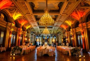 Luxury Victoria Jungfrau weddings