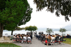 lakeside ceremony officiant, blessing for Switzerland