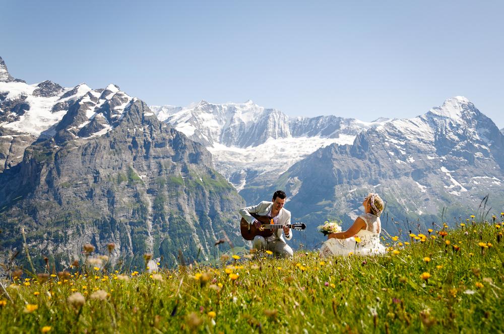 Elope Switzerland, Symbolic Wedding Blessing