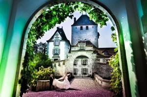 schloss Oberhofen wedding