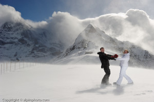 Winter Wedding Grindelwald  0210
