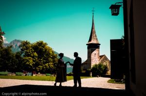 Switzerland Wedding Spiez