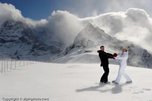 Winter Wedding Grindelwald 0212