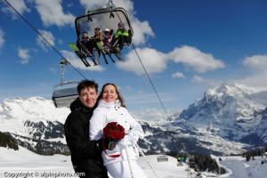 Ski n Wed Switzerland