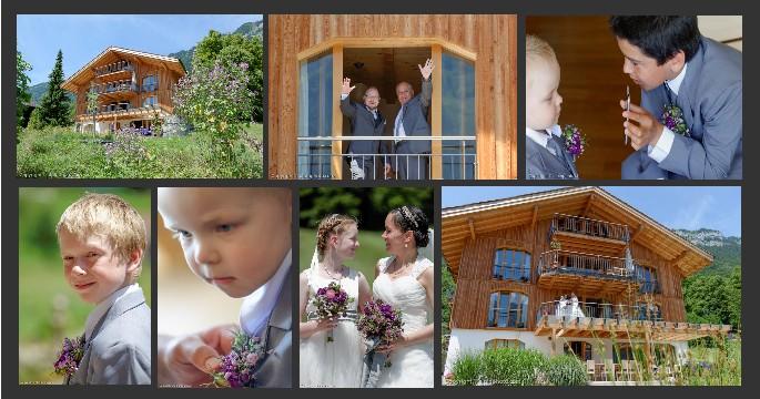 Symbolic wedding blessing
