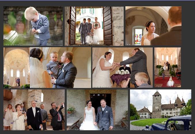 symbolic wedding blessing officiant Switzerland