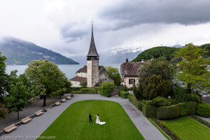 symbolic church castle wedding