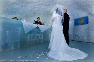 Marry in the Ice Caves