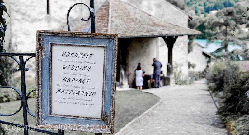 Spiez, Thun, Brienz Wedding