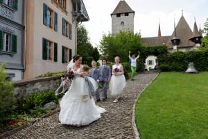 Schloss Spiez wedding