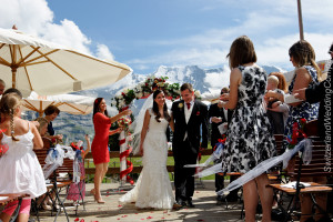 Mountain Wedding Ceremony Switzerland-4