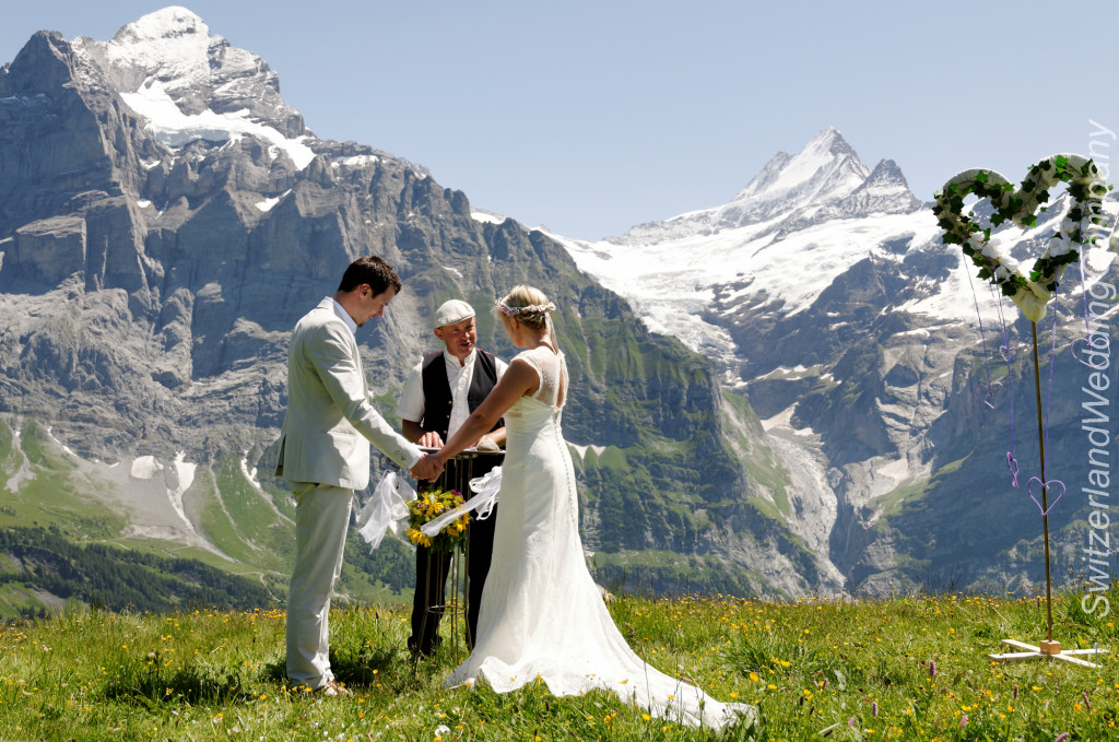 We will create your elopement in Switzerland