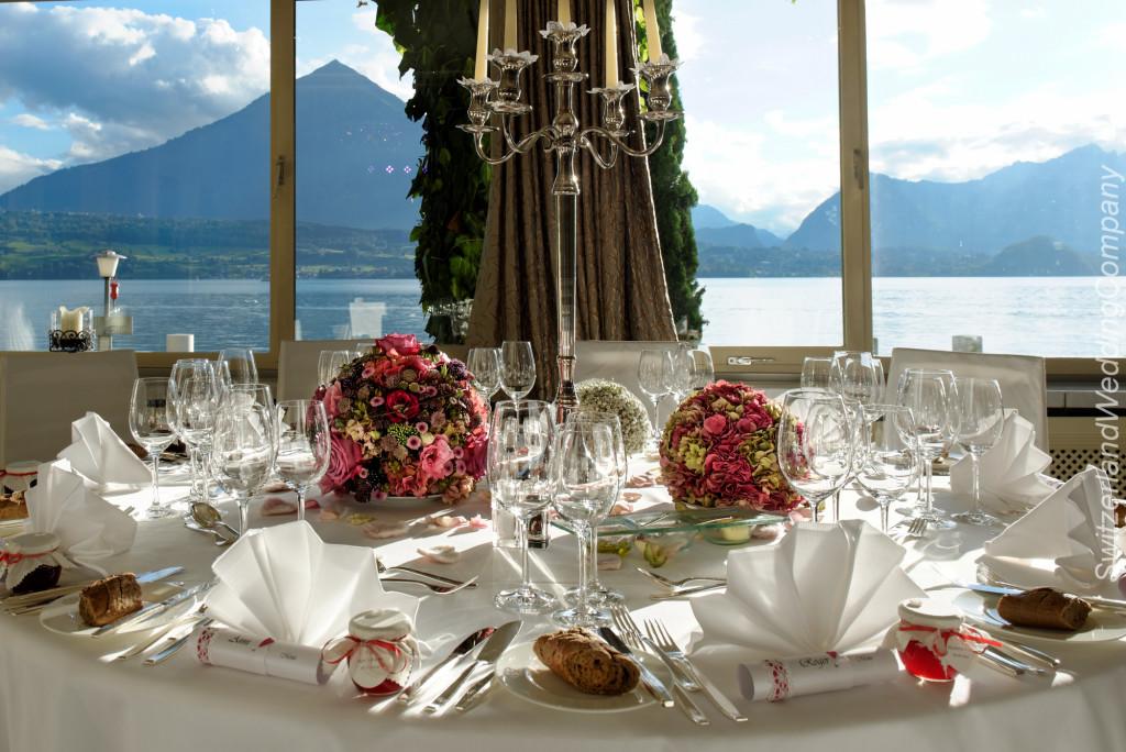 Luzern Wedding planning