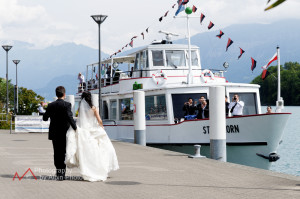 spiez Wedding Castle