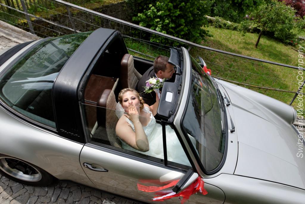 Rich Wedding Switzerland