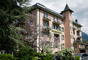 Hotel Interlaken Wedding