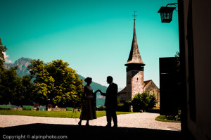 Switzerland Wedding Spiez