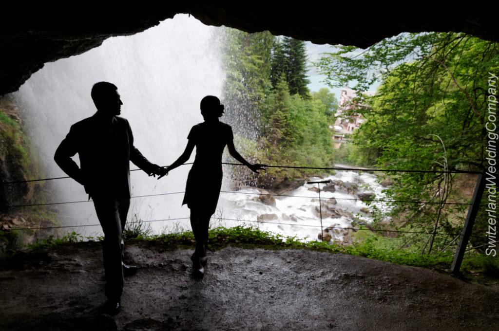 Giessbach wedding Photography