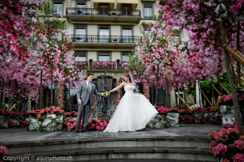 Hochzeit Victoria Jungfrau