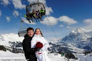 Ski n Wed Switzerland