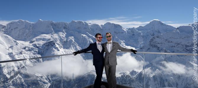 Same sex marriage in switzerland