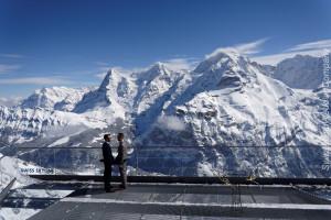 Grindelwald, Muerren, Interlaken