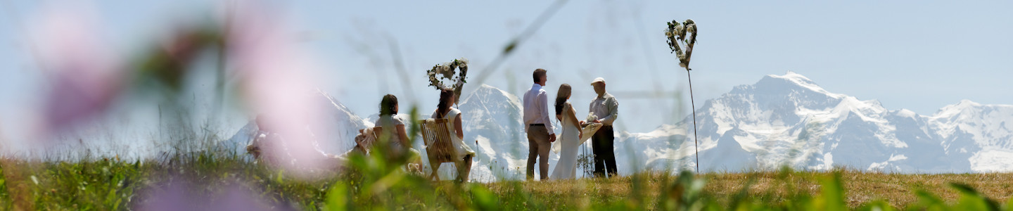 Easy Wedding Solutions in Switzerland