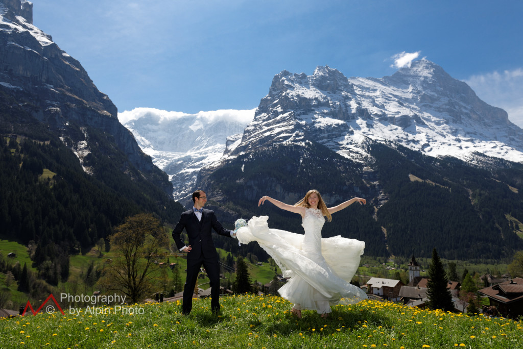 Pre Wedding Photography Interlaken