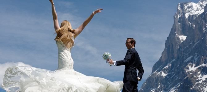Why 2 Photographers for your : Pre Wedding Photography Switzerland