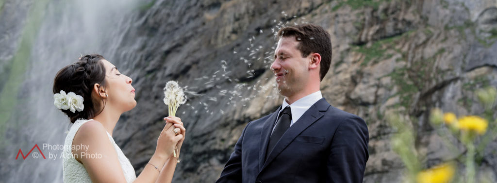 we plan your Swiss Wedding