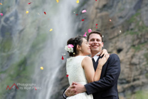 Interlaken Switzerland Wedding